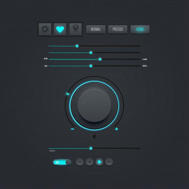 Freepik Graphic Resources For Everyone Web Template Design Template Design Web Design
