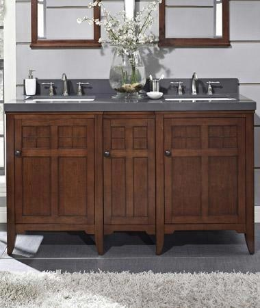 Website Picture Gallery Fairmont Designs Prairie Modular Vanity Bath Vanity from Home u Stone