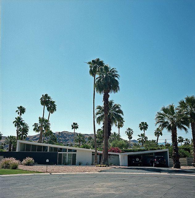 Palm Springs - Alexander Homes by babyblue65bird, via Flickr