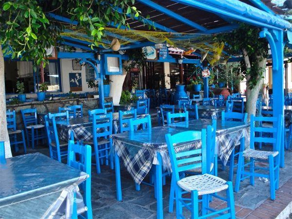 Blue fish tavern