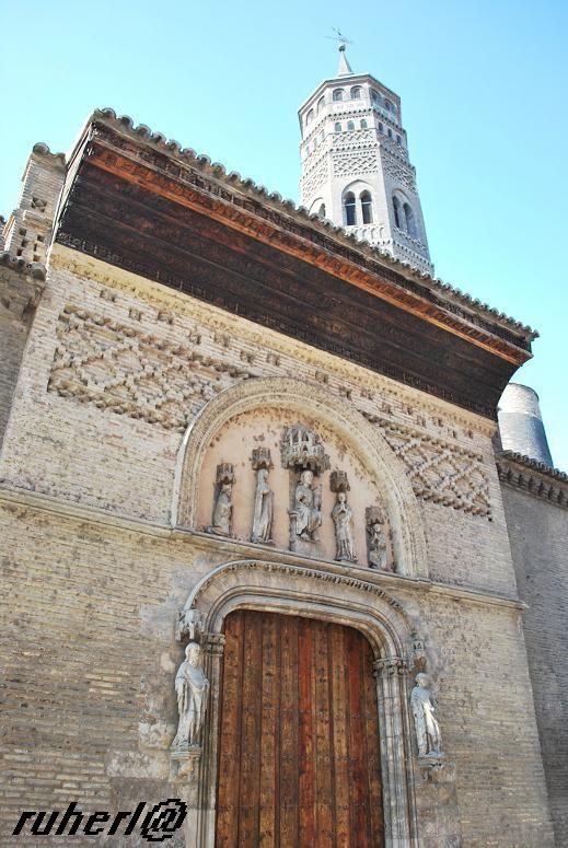 Iglesia de San Pablo - Zaragoza (Aragón)