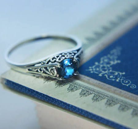 sterling silver rings - Google Search