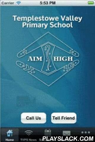 Templestowe Valley Primary Sch  Android App - playslack.com , The Templestowe Valley Primary School mobile app is custom built to serve the needs of our school community, by improving communication between the school and its families. Removing the need for paper sick notes and school newsletters.This two way communication app means parents and the school staff can always be better prepared for the day ahead. Which is of course in the best interest of our children.Great care has been taken to…