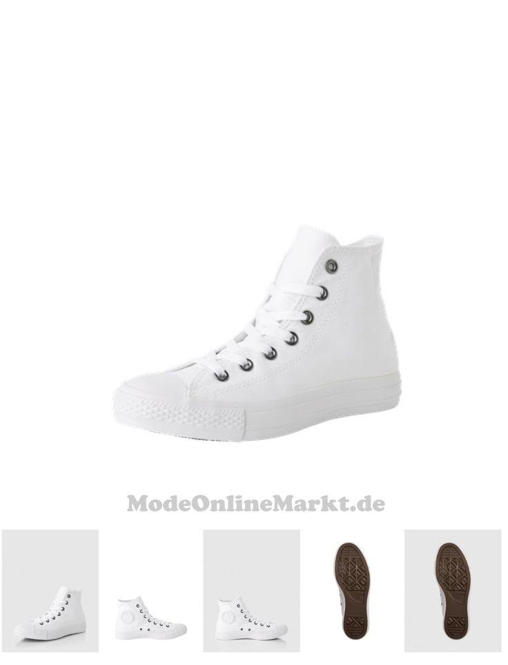 00022861539031 | #CONVERSE #Damen #Sneaker #´CTAS #Core #Mono #Canvas´ #weiß
