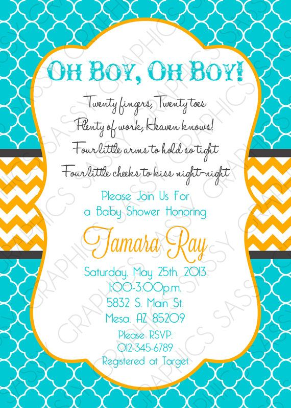 943 best Baby Shower Invites images on Pinterest Cards, Baby - baby shower invitation