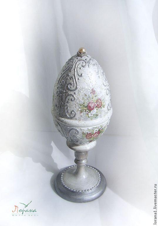 """Пасхальные сувениры. Яйцо """"Красный букет"""". - Пасха,подарки к праздникам"""
