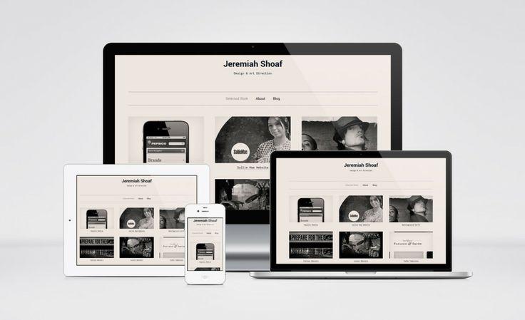 Hawthorne : Responsive Portfolio HTML5 Templates
