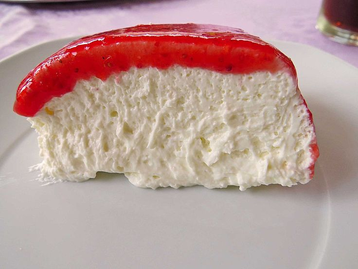 Joghurt - Bombe #Recipe