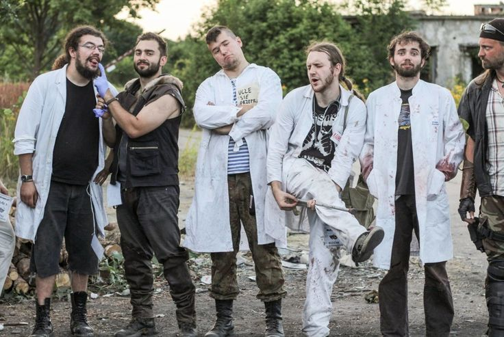 Doctors Without Boundaries faction on OldTown Festival