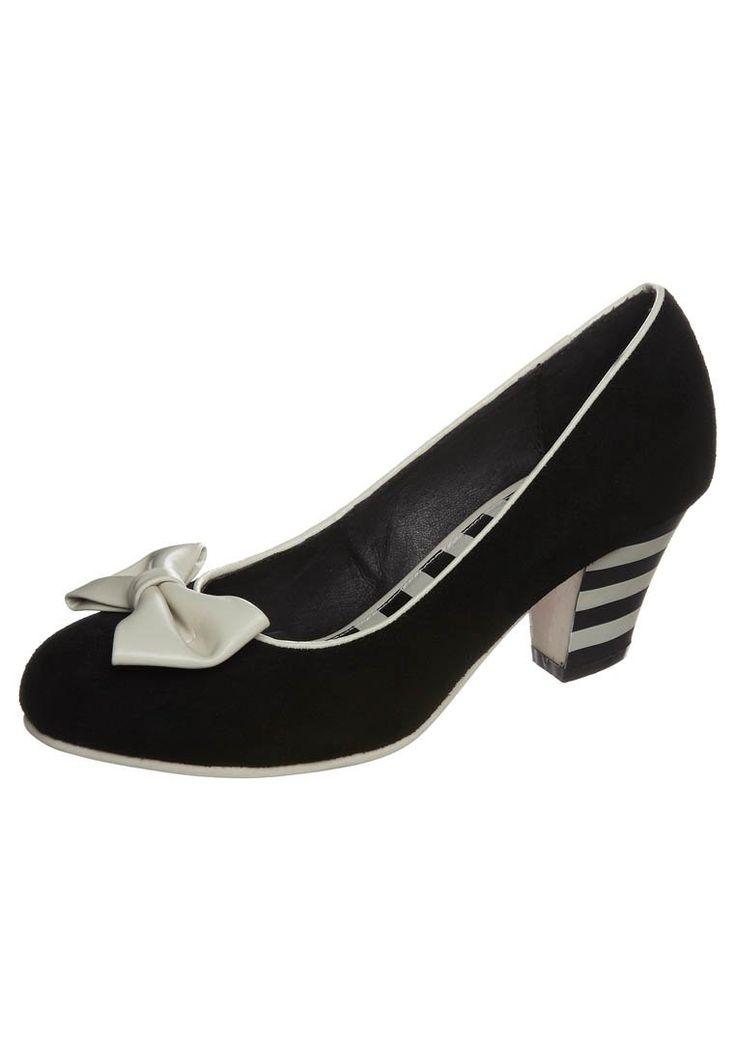 Lola Ramona ELSIE Classic Heels  411621-11 Black