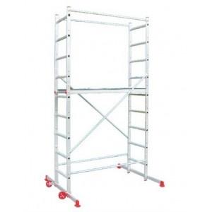 Trabattello alluminio centro altezza lavoro 3.50 Mt. € 183,00