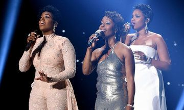Fantasia, Jennifer Hudson And Latoya London Reunite For 'American Idol' Finale
