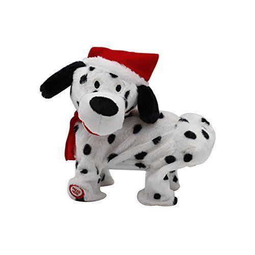 Luerme Dancing & Singing Puppy Electric Plush Toy Musical Walking Dog Toy Gifts. #Luerme #Dancing #Singing #Puppy #Electric #Plush #Musical #Walking #Gifts