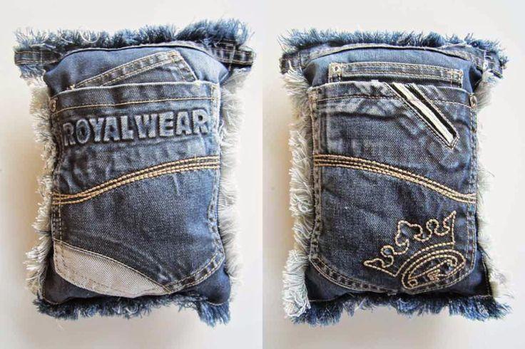 poche en jeans bricolage - Google-Suche