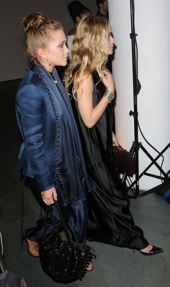 Geschwisterliebe! Mary-Kate & Ashley Olsen sind zurück!   Posh24.de