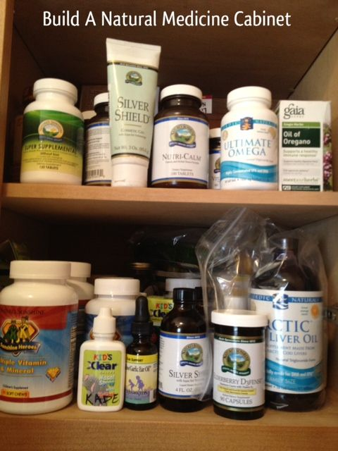 How To Stock A Natural Medicine Cabinet Natural Medicine