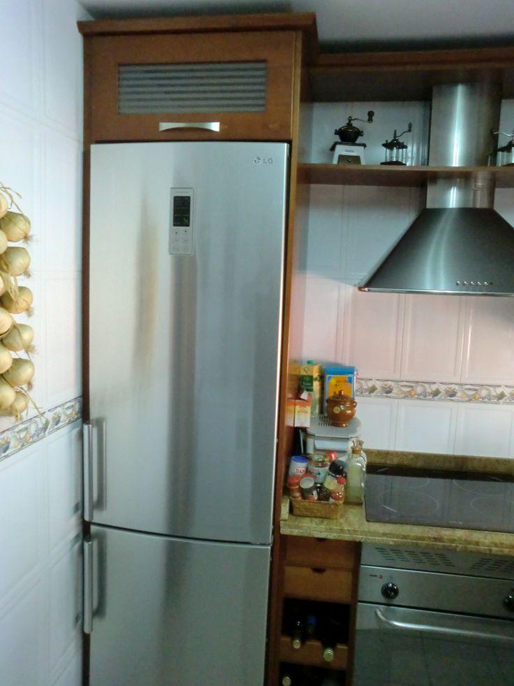 Modificar muebles y adaptar m dulos de cocina con el paso for Modulos para cocina