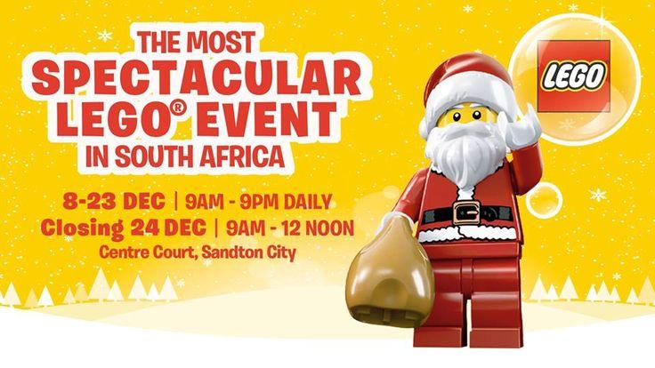 Sandton City, 9am - 9pm, 8 - 23 December 2017