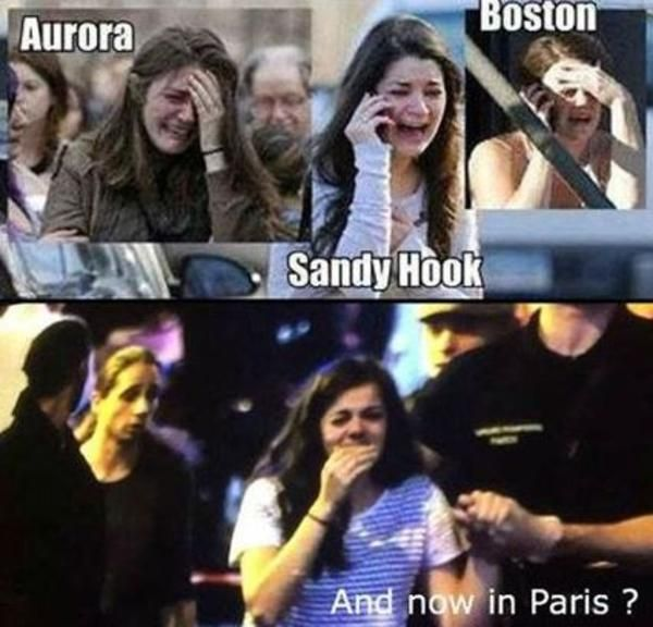Boston Bombing crisis actor image | Crisis Actor Conspiracy Theories | Know Your Meme