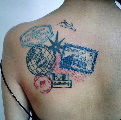 Новейшие тенденции искусства татуировки