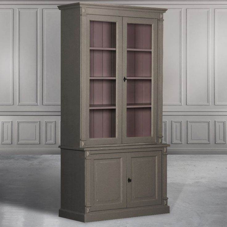 Книжный шкаф Robin - Книжные шкафы, витрины, библиотеки - Гостиная и кабинет - Мебель по комнатам My Little France