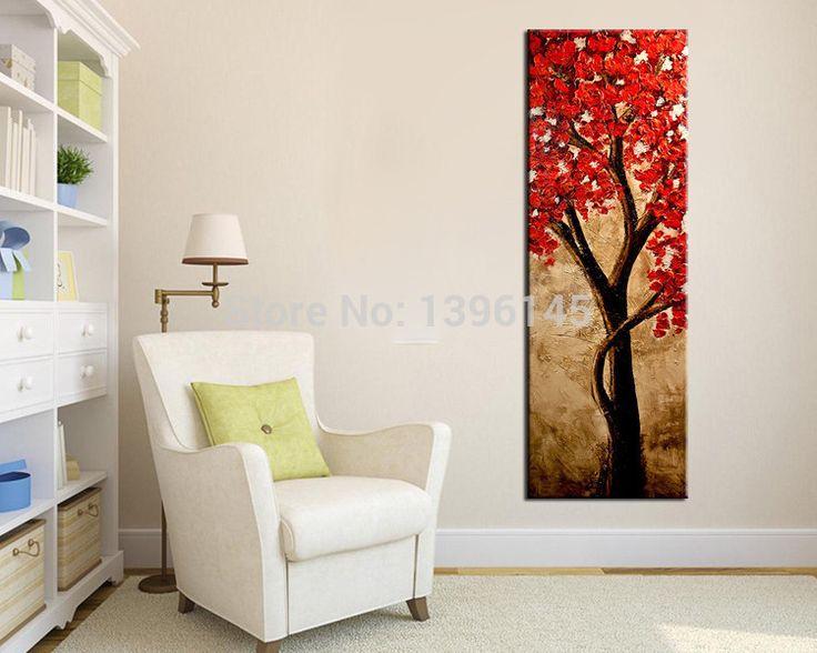 25 beste idee n over boom canvas schilderijen op pinterest schilderdoekwerkjes doe het zelf - Ideeen deco blijven ...
