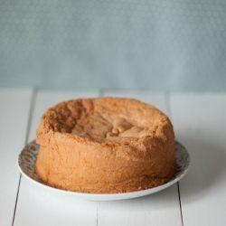 Genoese Sponge Cake (in Polish with translator)