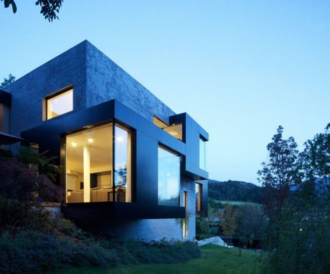 636 best images about home design on pinterest mansions for Beautiful architecture houses