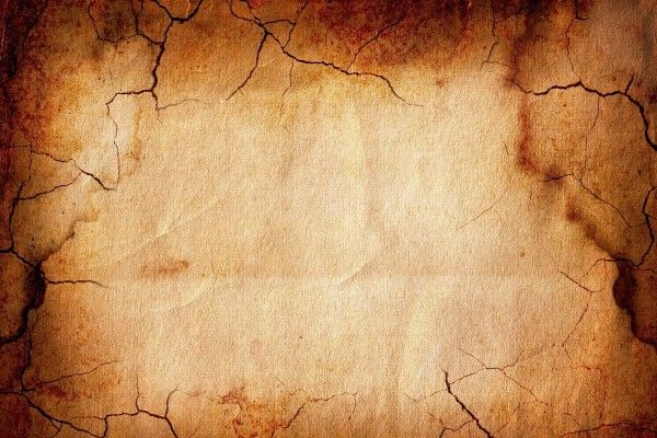 Un pergamino antiguo (44653)