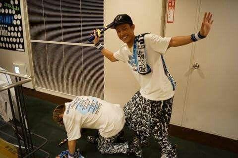 Imaichi Ryuji & Iwata Takanori