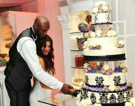 Khloe kardashian wedding ceremony pictures