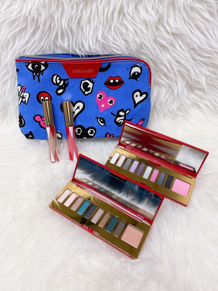 Estee Lauder MakeUp Set !!! Excited for all the new