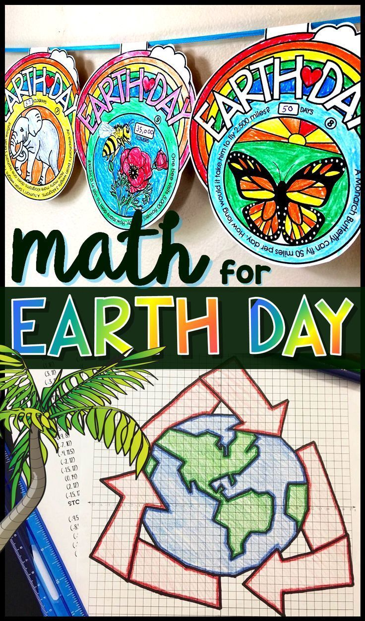Earth Day Activities And 12 COOL Facts For Students