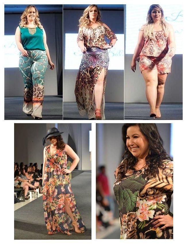 Tendências para a moda Plus Size - Verão 2016 - CBBlogers