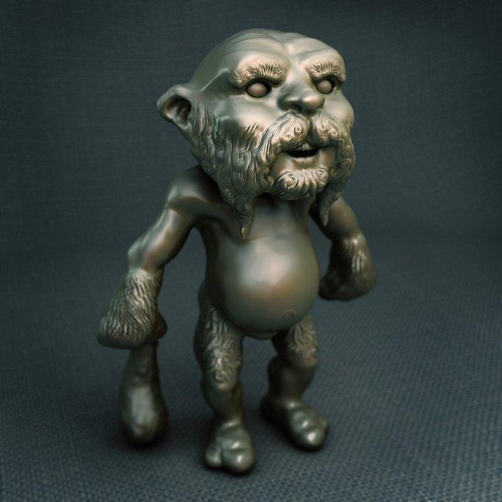 sculpt Korigan