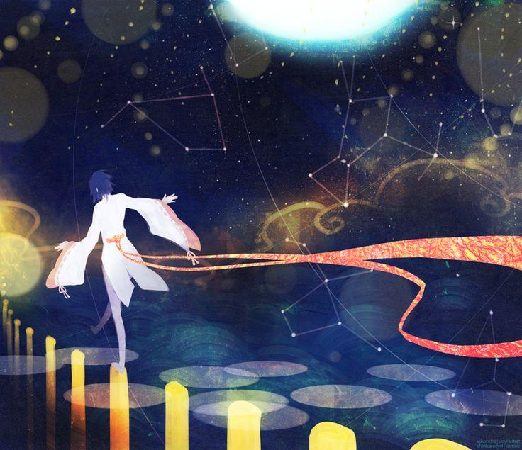 Shinsekai Yori: Milky Way Smile by sakonma on deviantART