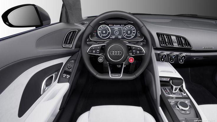 Audi R8 e-tron - 2015