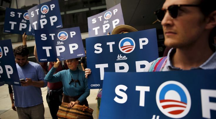 Published time: 2 Feb, 2016 18:09 Get short URL © Robert Galbraith / Reuters 491 The top United Nations expert on human rights has called on the 12 nations considering the Trans-Pacific Partnership... http://winstonclose.me/2016/02/03/tpp-fundamentally-flawed-should-be-resisted-un-human-rights-expert-written-by-rt/