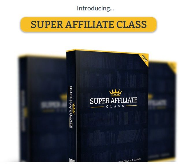 Super Affiliate Class Pro by Billy Darr
