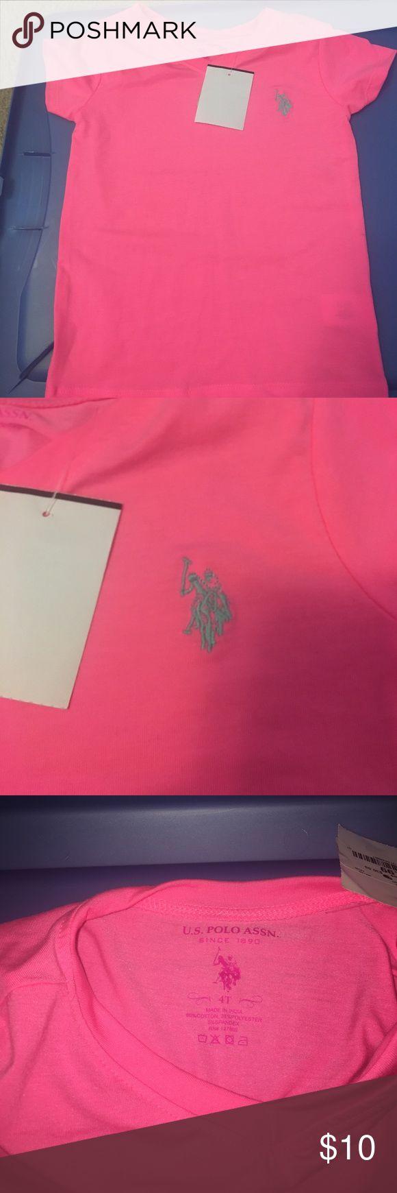 US Polo Association Tshirt NWT