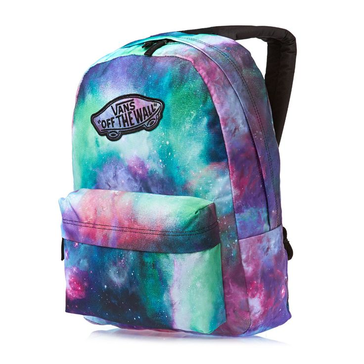Vans Realm Backpack - (galaxy) Nubula/true White | Free UK Delivery