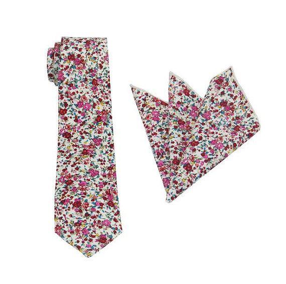 Rose Pink Floral Tie.Wedding Floral Tie.Mens Floral Tie