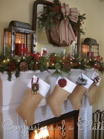 Christmas Mantle Confessions of a Plate Addicthttp://lh4.ggpht.com/-6wVmVVuotcI/UqNQjqxaRTI/AAAAAAAAcMQ/kBtXarZ8T9E/s1600-h/CONFESSIONS%252520OF%252520A%252520PLATE%252520ADDICT%252520Farmhouse%252520Mantel3%25255B2%25255D.jpg
