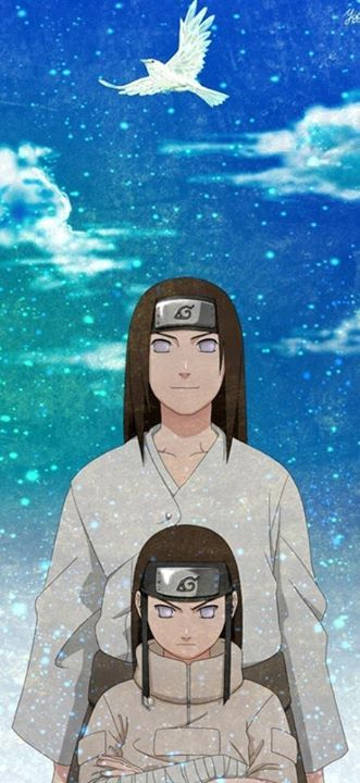Neji- always wanting to fly free