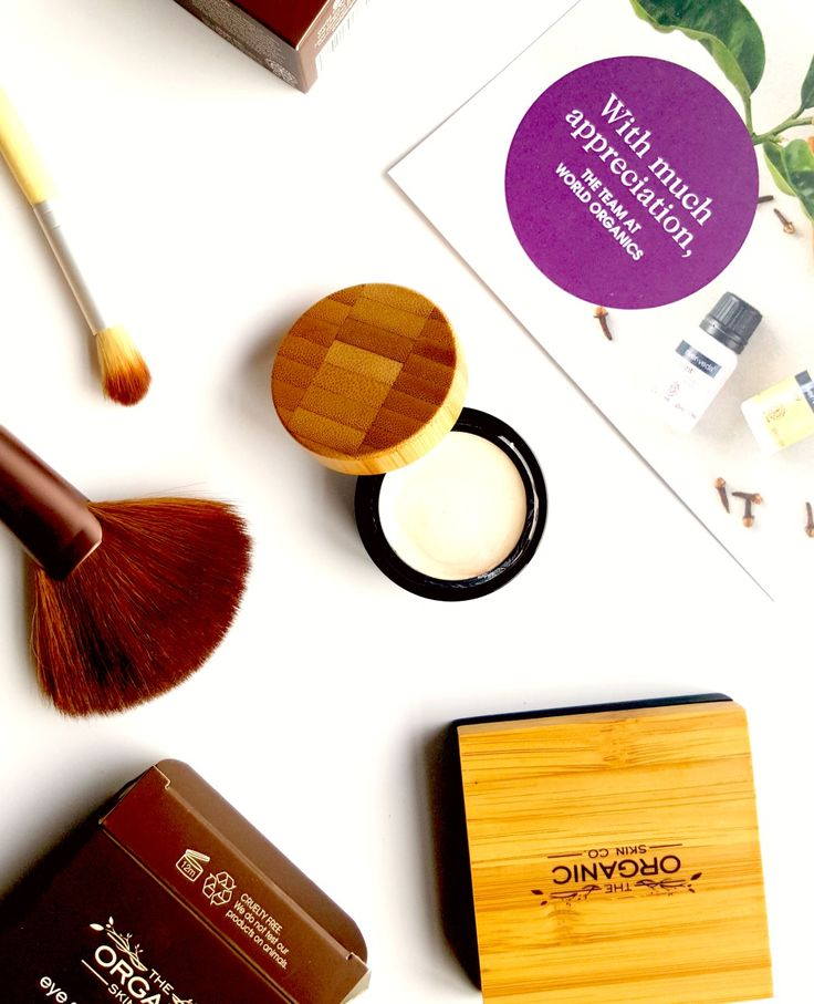Organic makeup review of THE ORGANIC SKIN COMPANY | NZ BEAUTY BRAND