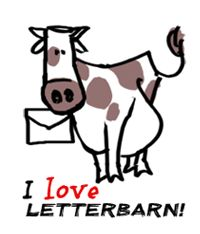 The Letter Barn: Amazing site with tons of samples for everyone to use and get ideas from about different letters.