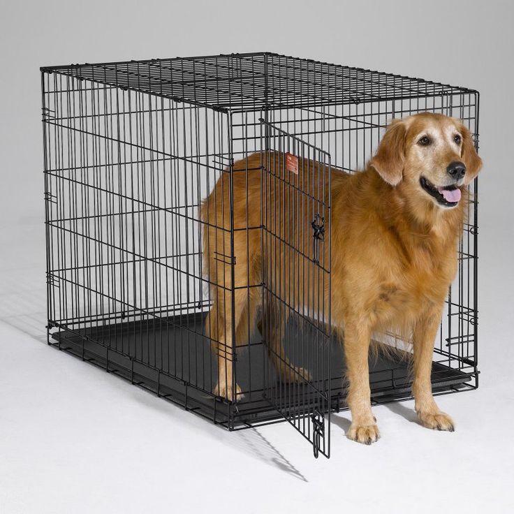 MidWest iCrate Folding Single Door Dog Crate - 1542U