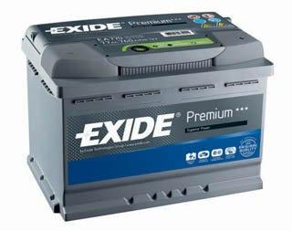 Autobaterie EXIDE Premium 72Ah, 720A, 12V, EA722  Další informace  KAPACITA Ah:  71, 72, 74  VÝROBCE:  Exide  V:  12V