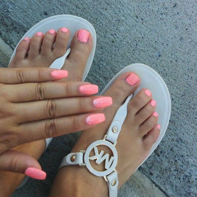 Bio Seaweed Gel Color Salmon Pink Or Cotton Candy Bio Sculpture Gel Nails Bio Gel Nails