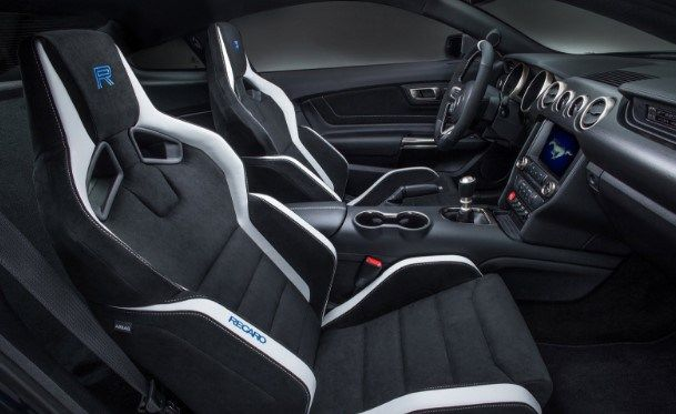 2020 Ford Mustang Shelby Gt500 Cabin Mustang Shelby Shelby